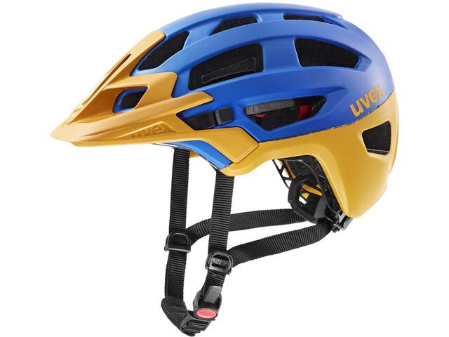 UVEX Finale 2.0 Casco, blu/giallo